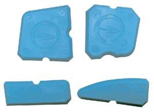 Silicone sealant tool kit