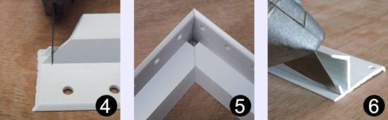 Sealux cladseal trim