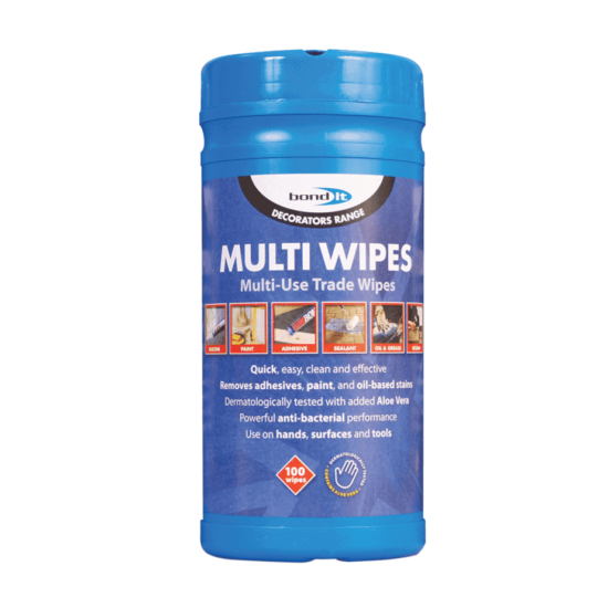 100 Multi Wipes