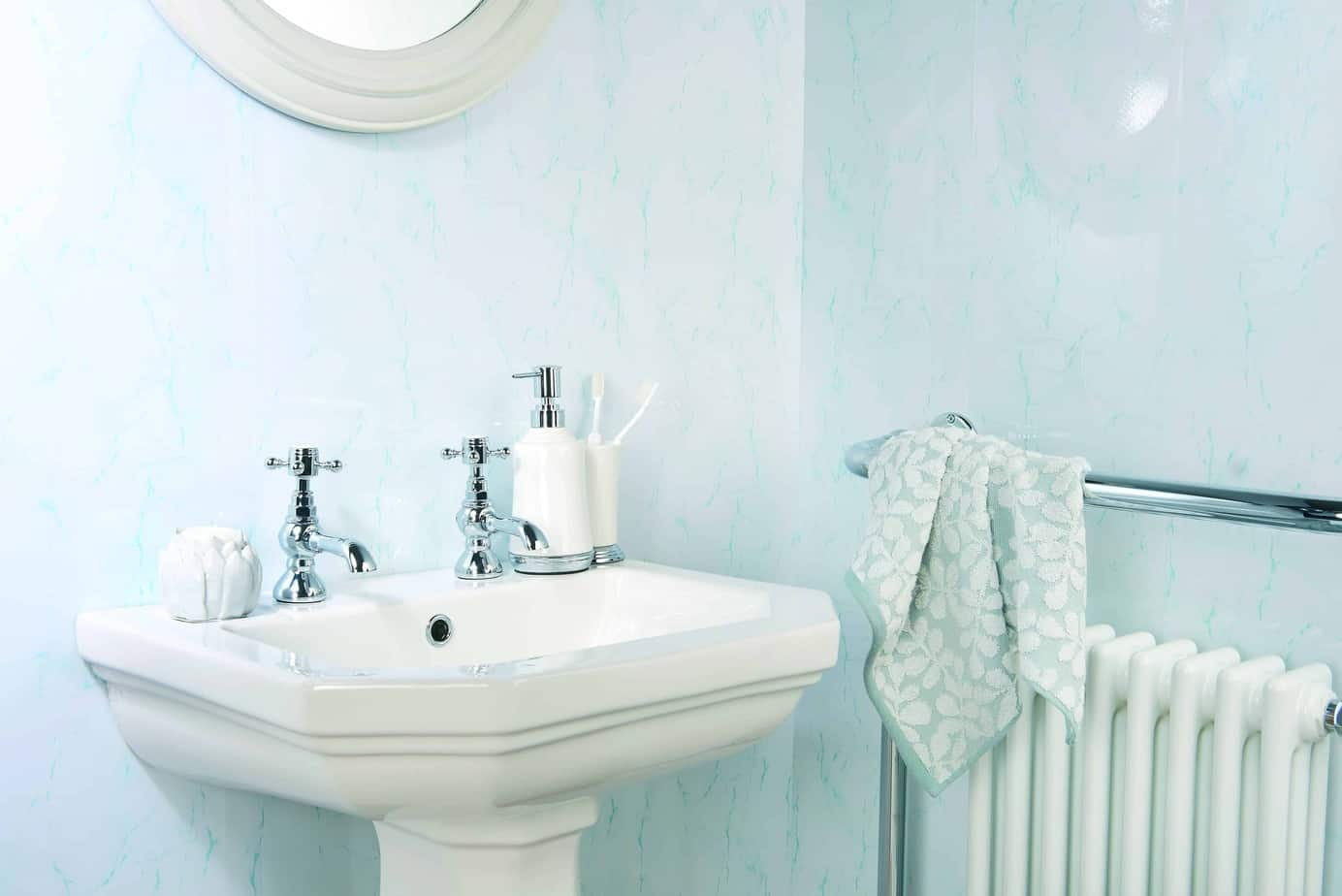 Arctic Marble Roomset