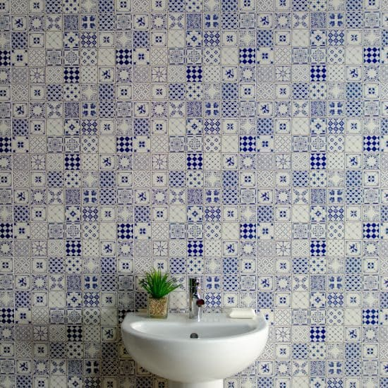 Kitchen tile effect (5)