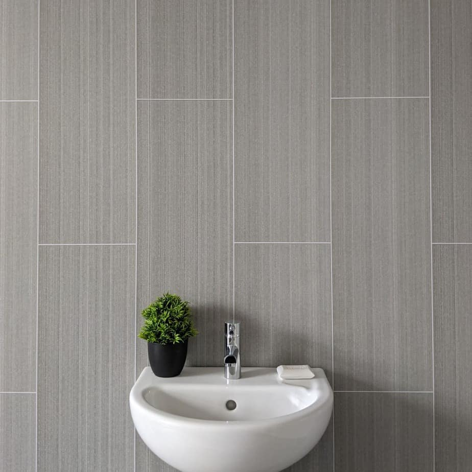 Seagrass Tile Effect Wall Panel | Easy Panels