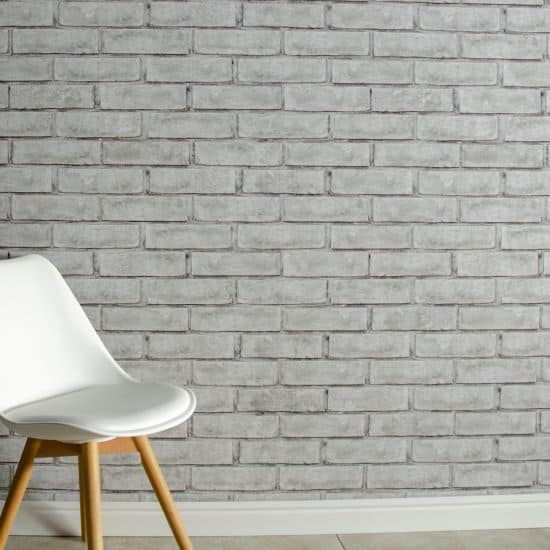 White Brick Effect Wall Panels Easy Panels