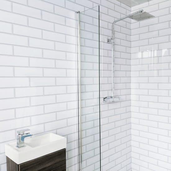 White Gloss Tile 2