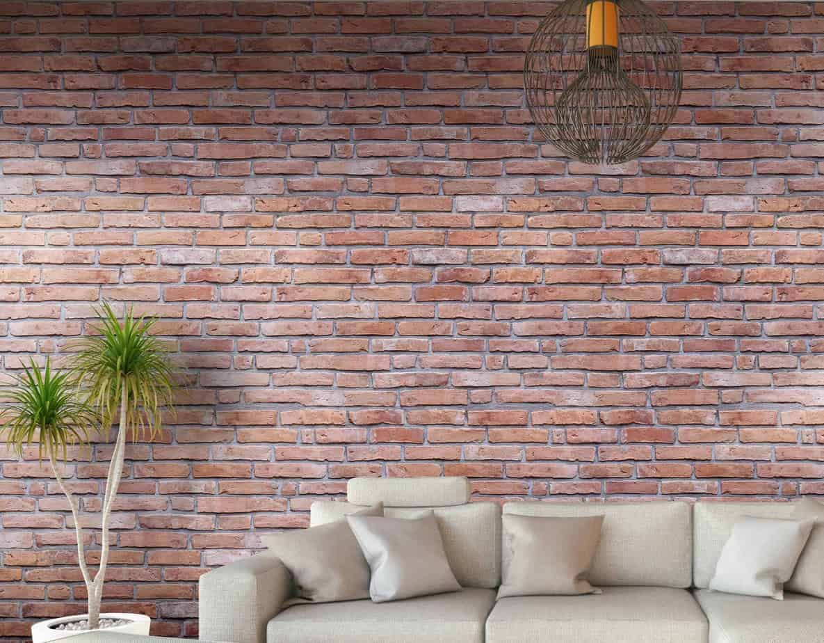 Red Brick Wall Panel Easy Panels