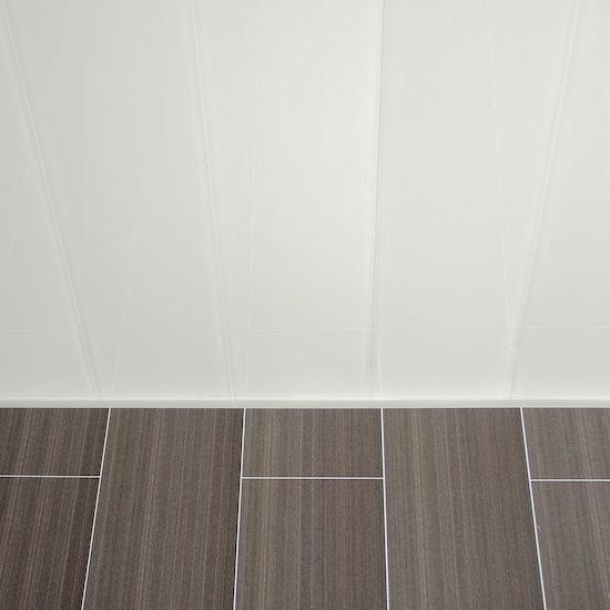 white ceiling panel