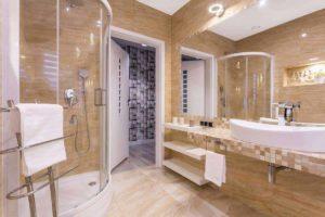 shower panels not tiles