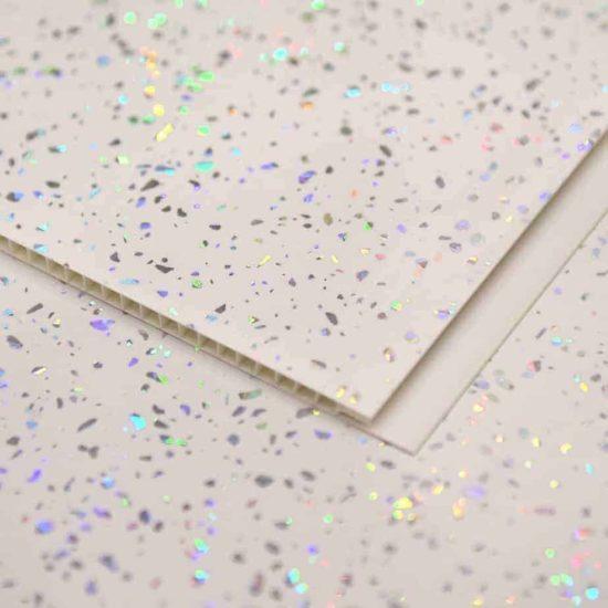 platinum white sparkle