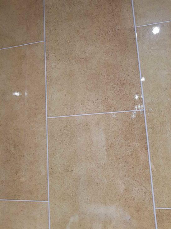 Klassic Taupe tile effect