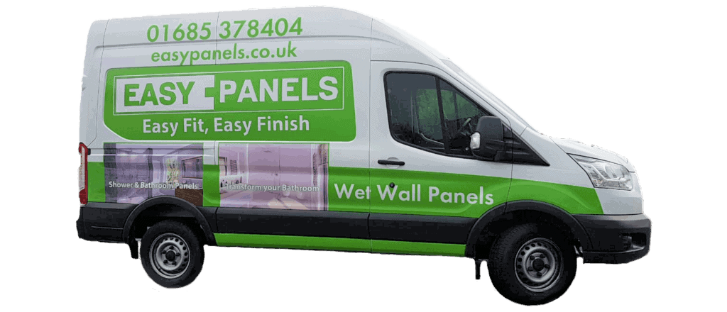 EasyPanels Delivery Van